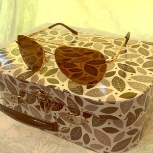 Polarized prelude sunglasses light brown tint.🕶👓